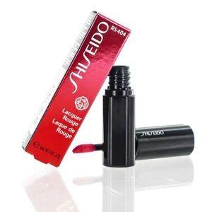 Shiseido Lacquer Rouge Liquid Lipstick Bundle